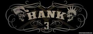Hank Williams Iii 3 Cover