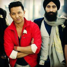 Prabal Gurung & Waris Ahluwalia More