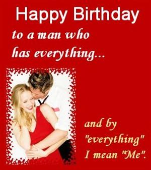 Happy Birthday To You My Love ecard