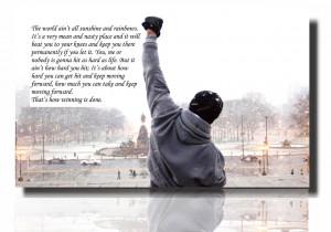 Rocky Balboa Quotes HD Wallpaper 21