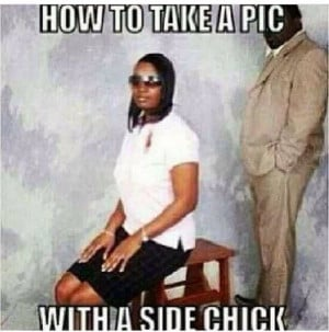 Side chick