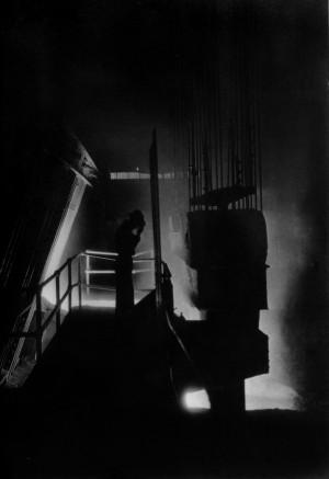 Margaret Bourke-White: Open-hearth mill, Ford Motor Company, Detroit ...