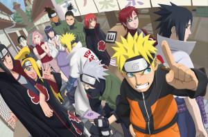 naruto and friends - Naruto Picture