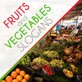 Fruit and Health Slogans