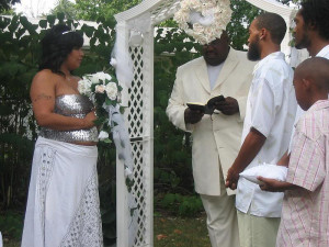 Ghetto Wedding Vows Image