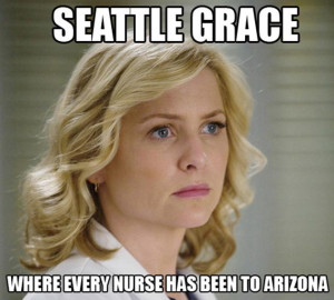 Funny Grey's Anatomy Memes (16 Pics)