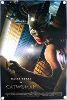 Catwoman (2004) Halle Berry movie poster
