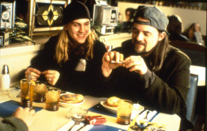 Chasing Amy Jay and Silent Bob