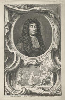 George Savile 1st Marquess of Halifax