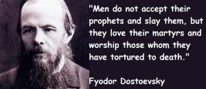 Fyodor dostoyevsky famous quotes 3