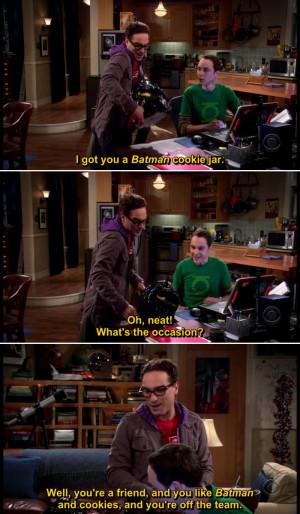 Quotes The Big Bang Theory...