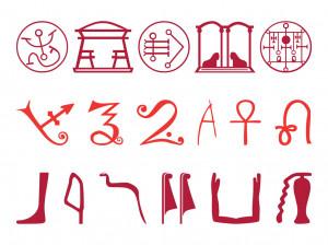 egyptian symbols for love egyptian gods ampgoddesses egyptian symbols ...