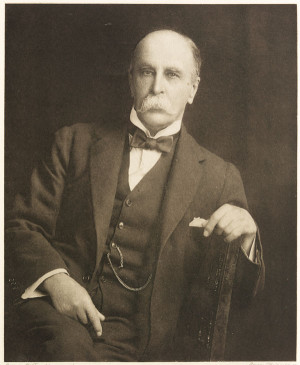 Frontispiece for publication titled Sir William Osler, Memorial Number ...