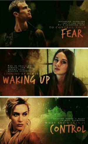 Divergent by Veronica Roth | Divergent series | #quote #film