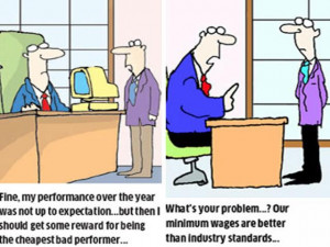 Humorous Side Of Performance Appraisal