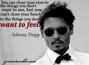 Johnny Depp Quotes And Sayings