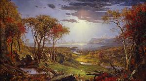 American Romanticism: Music vs. Painting