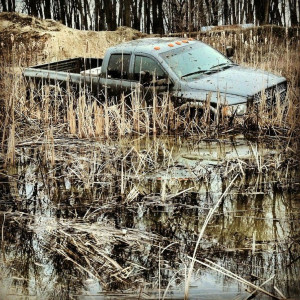 Mudding the most #cummins #dodge #ram #mudding #diesel #truck