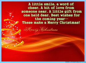 Christmas Wishes Quotes 2014