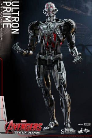 ... Age of Ultron Movie Masterpiece Action Figure 1/6 Ultron Prime 41 cm