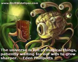Eden Phillpotts magic