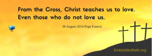 Facebook Covers - Pope Francis Quotes