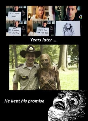 The Walking Dead Picture Quotes