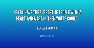 will support you quotes