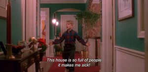 10 funny gifs from 1990 movie Home Alone quotes