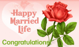 Wedding wishes for newly married couple: Example of wedding wishes and ...