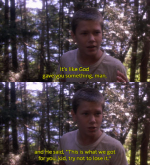 Stand by Me quotes,Stand by Me (1986)