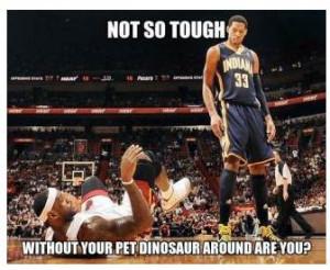 Lebron vs Granger | funny Photo
