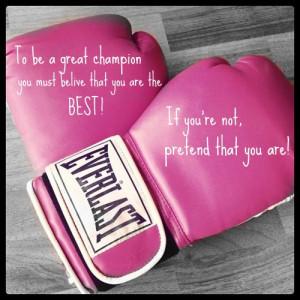 Boxing Quotes Boxing quotes