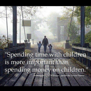 Let us all spend quality time with our precious kids. Life is so short ...