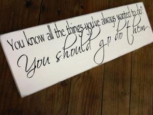 Kitchen Art, Art for Bathroom, Motivational quote Inspirational Sign ...