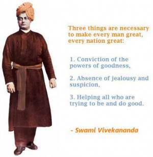 Swami Vivekananda :: Inspirational Quote