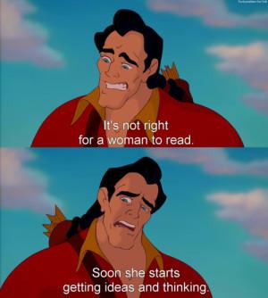 More Gaston Disney