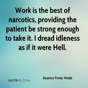 Beatrice Potter Webb Quotes