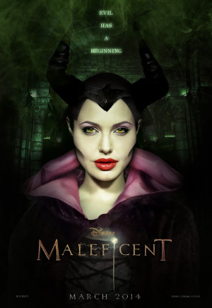 Angelina Jolie's New Movie Maleficent She Resembles Baphomet
