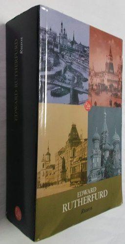 Rusos Edward Rutherfurd Saga Hist rica