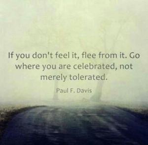 Celebrate yourself