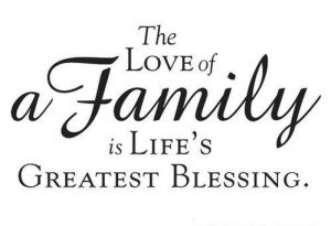 love my family quotes tumblr30 Great Family Quotes and Sayings ...