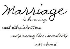 funny marriage sayings - Google Search