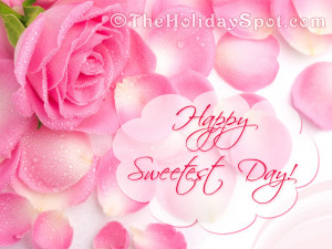 Sweetest Day Wallpaper