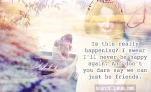 Finally Happy Again Quotes Happy again quotes