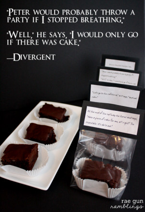 Celebrate Divergent with a recipe and free printables for Dauntless ...