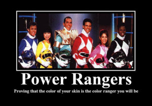 24 Best Power Rangers Motivators
