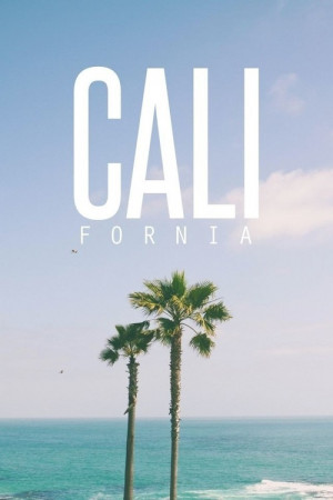 california | Tumblr