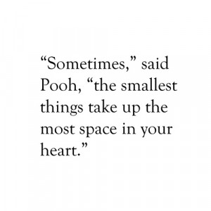 winnie the pooh cute quotes