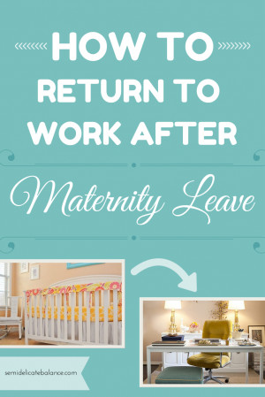 how to get maternity leave if working through agency